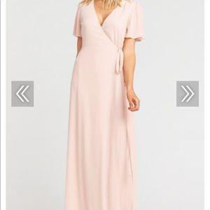 Show Me Your Mumu bridesmaids dress